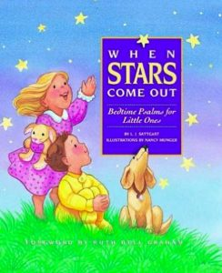 When Stars Come Out: Bedtime Psalms for Little Ones Book Cover