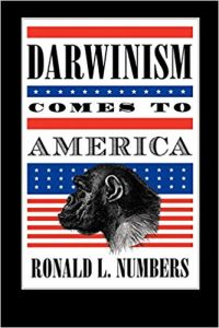 Darwinism Comes to America Book Cover