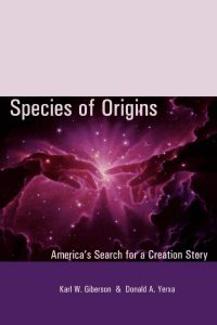 Species of Origins Book Cover