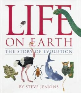 Life on Earth: The Story of Evolution Book Cover