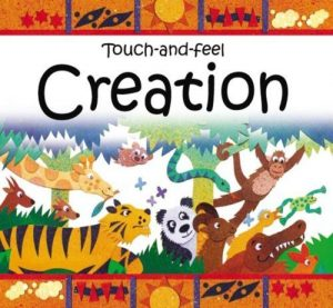 Touch-and-Feel Creation Book Cover
