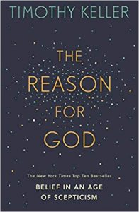 The Reason for God: Belief in an Age of Skepticism Book Cover