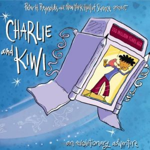 Charlie and Kiwi: An Evolutionary Adventure Book Cover
