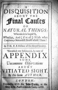 The Faith of a Great Scientist: Robert Boyle's Religious