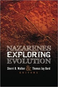 Nazarenes Exploring Evolution Book Cover