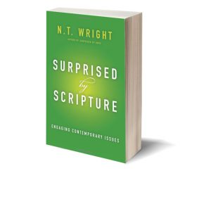 Surprised by Scripture: Engaging Contemporary Issues Book Cover