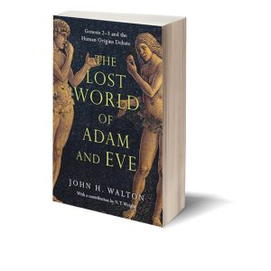 The Lost World of Adam and Eve Book Cover