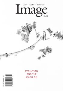 Image Journal Special Issue: Evolution and the Imago Dei Book Cover