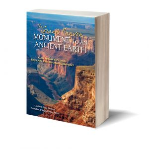 The Grand Canyon, Monument to an Ancient Earth Book Cover