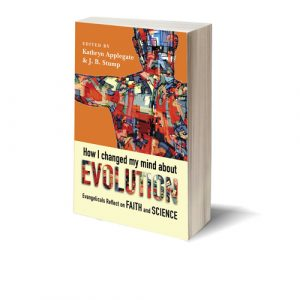 How I Changed My Mind About Evolution Book Cover