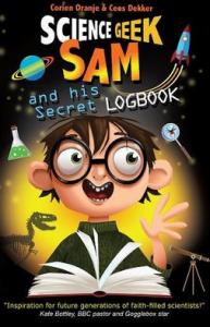 Science Geek Sam and his Secret Logbook Book Cover