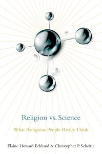 Religion vs. Science: What Religious People Really Think Book Cover