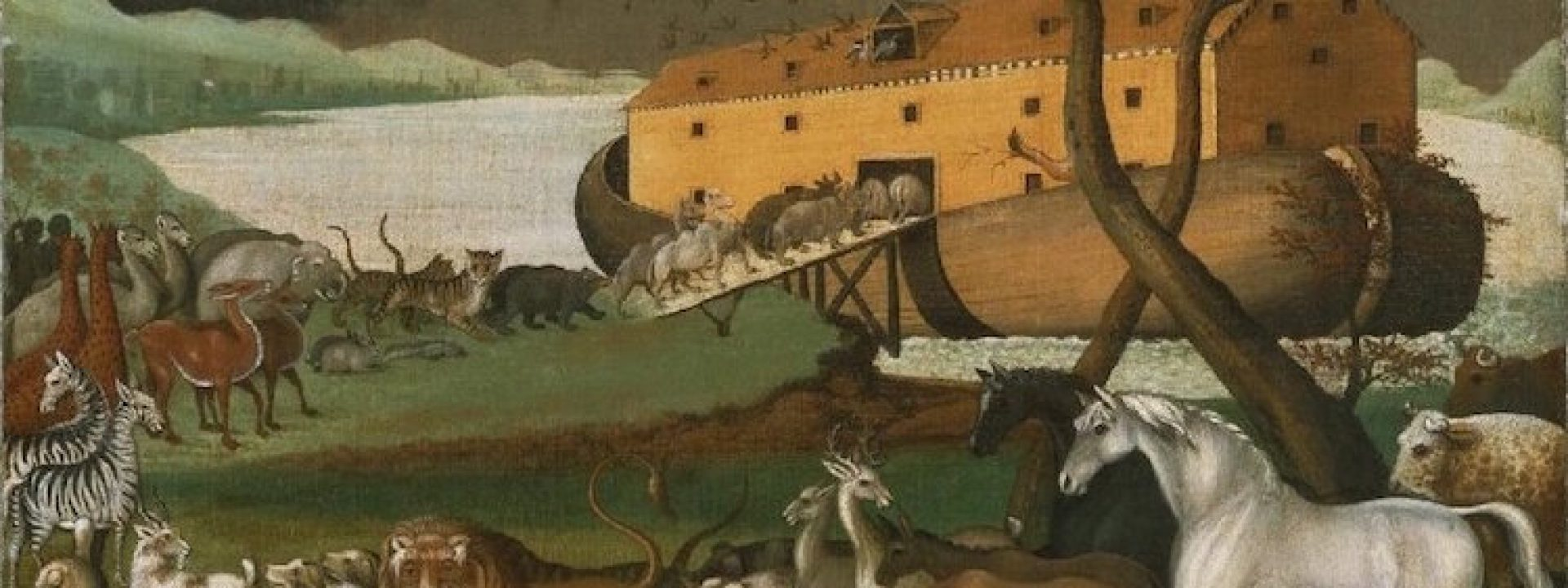 Genesis and the Flood: Understanding the Biblical Story - Articles