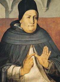 Thomas Aquinas Joos van Wassenhove at Louvre