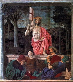 della Francesca The Resurrection