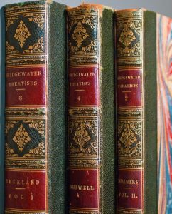 bridgewater treatises william whewell