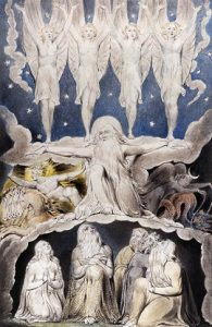 William Blake, When the Morning Stars Sang Together