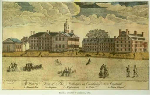 paul revere colleges in cambridge new england