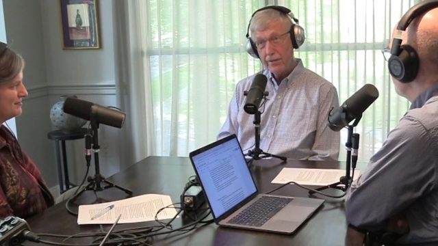 Francis Collins Interview