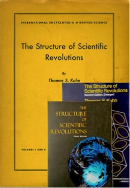 thomas kuhn the structure of scientific revolutions