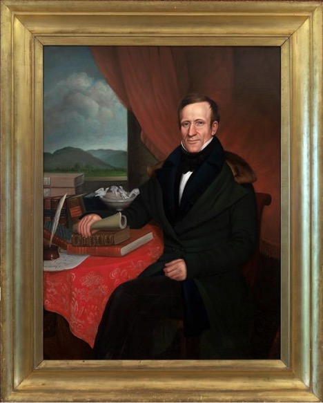 president edward hitchcock by William Rohner