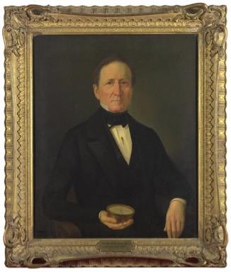 President Edward Hitchcock