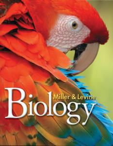 Miller & Levine's Biology Book Cover