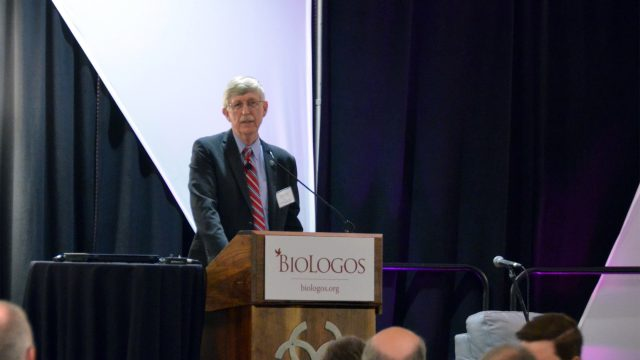 Francis Collins, founder of BioLogos