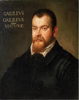 Galileo portrait