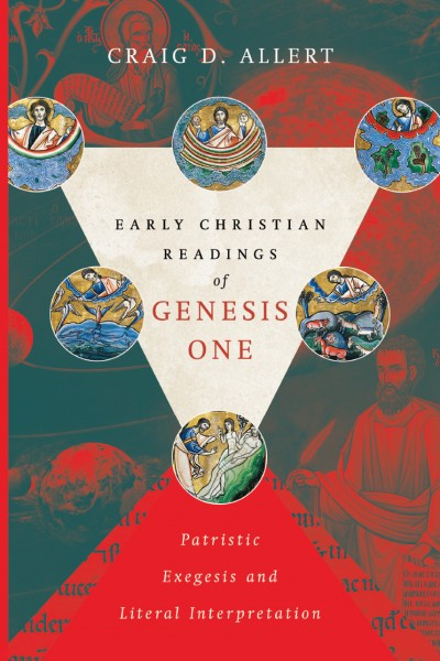 Early Christian Readings of Genesis One cover