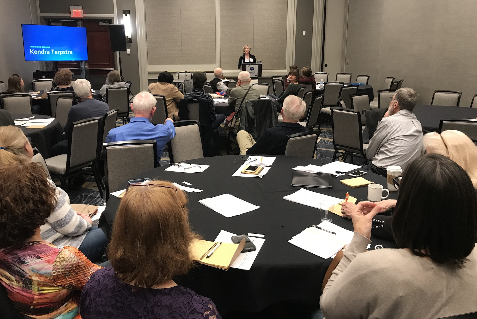 K-12 Educators workshop at the 2019 BioLogos Conference