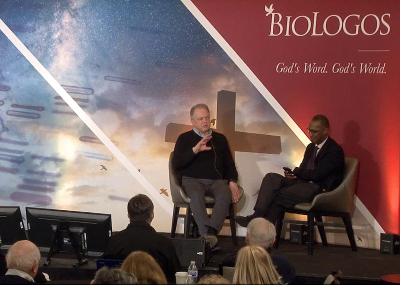 Jeff Hardin at the 2019 BioLogos Conference