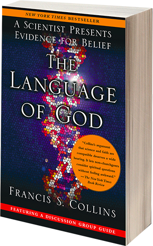 Language of God book cover