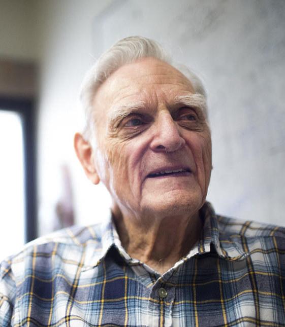 John Goodenough portrait