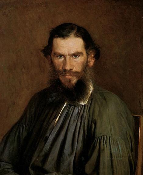 Tolstoy Portrait