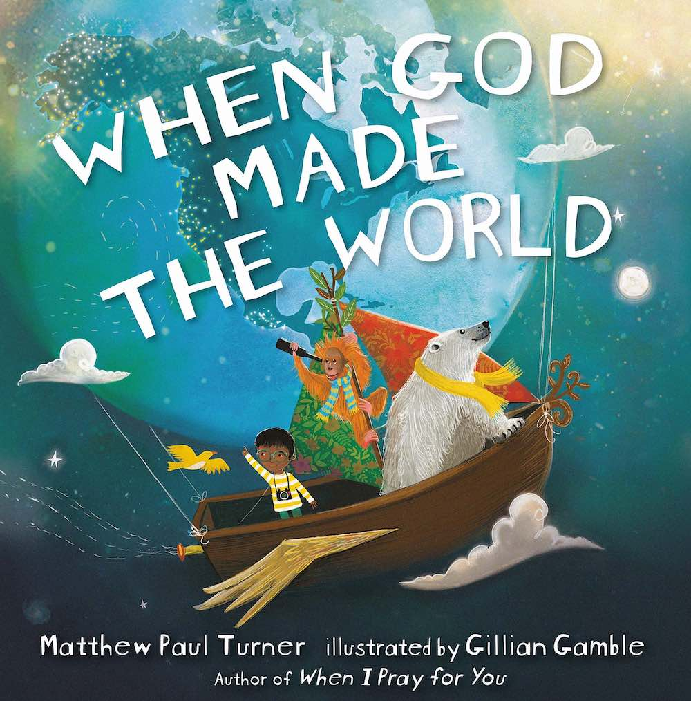 Cover of When God Made the World