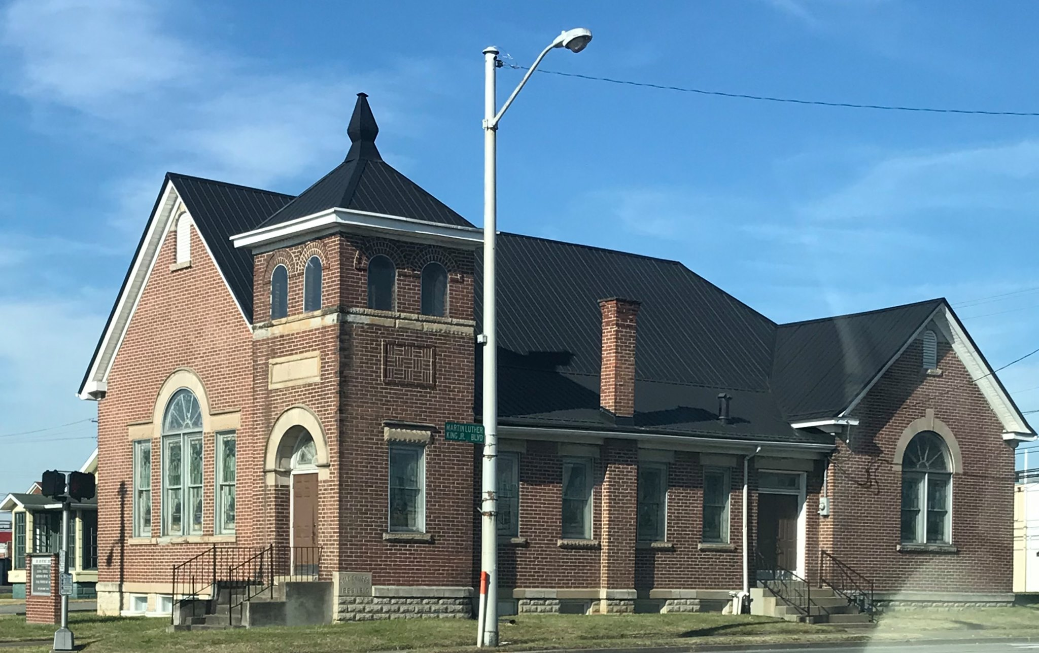 St. James AME Church in Ashland, KY
