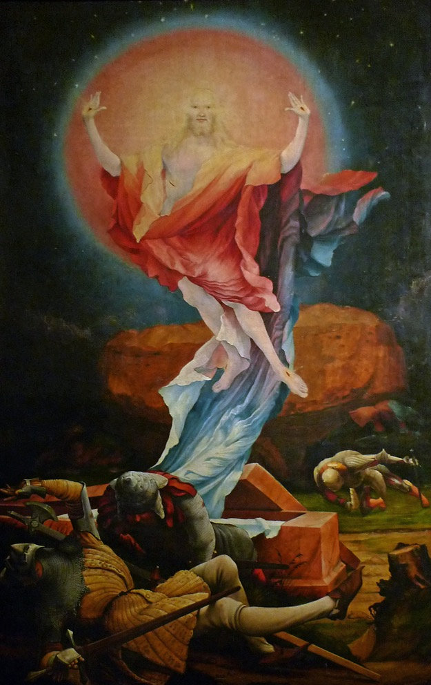 Matthias Grünewald, The Resurrection