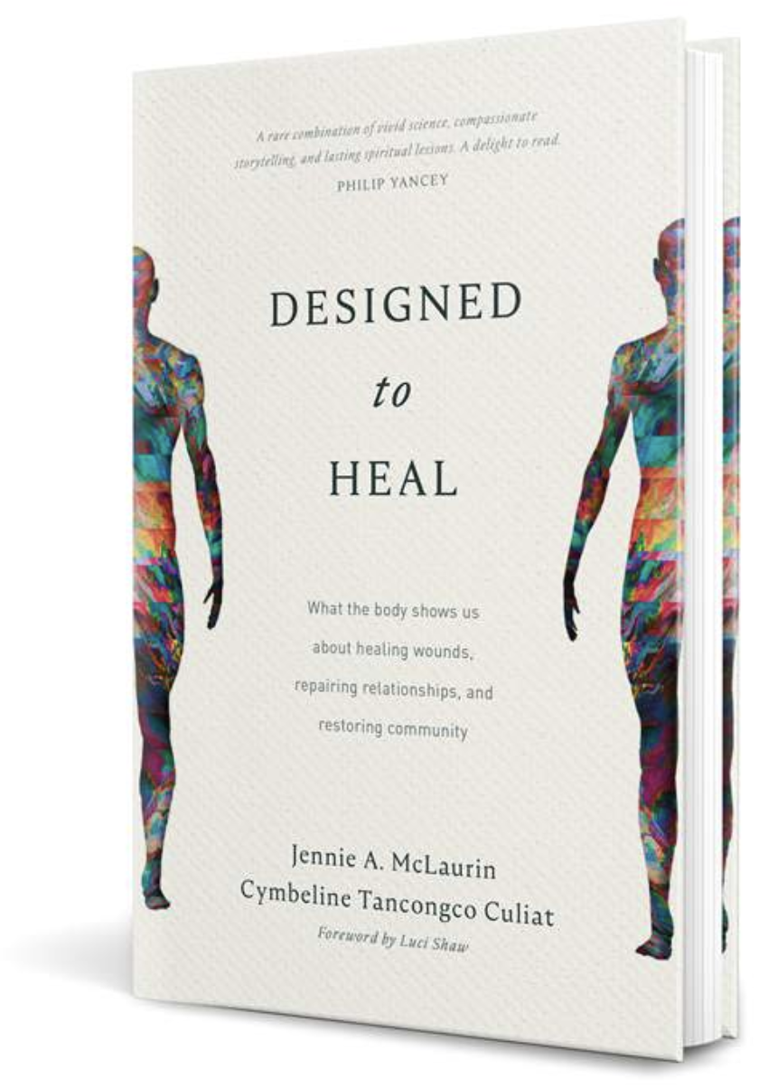 Designed to Heal book cover