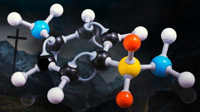 molecule and cross