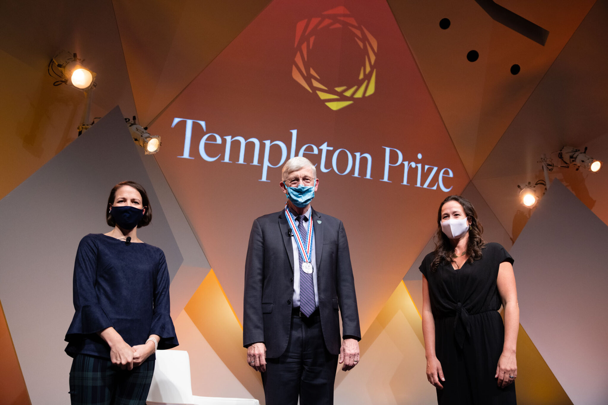 Francis Collins awarded Templeton Prize